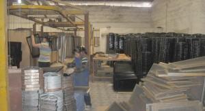4 production line